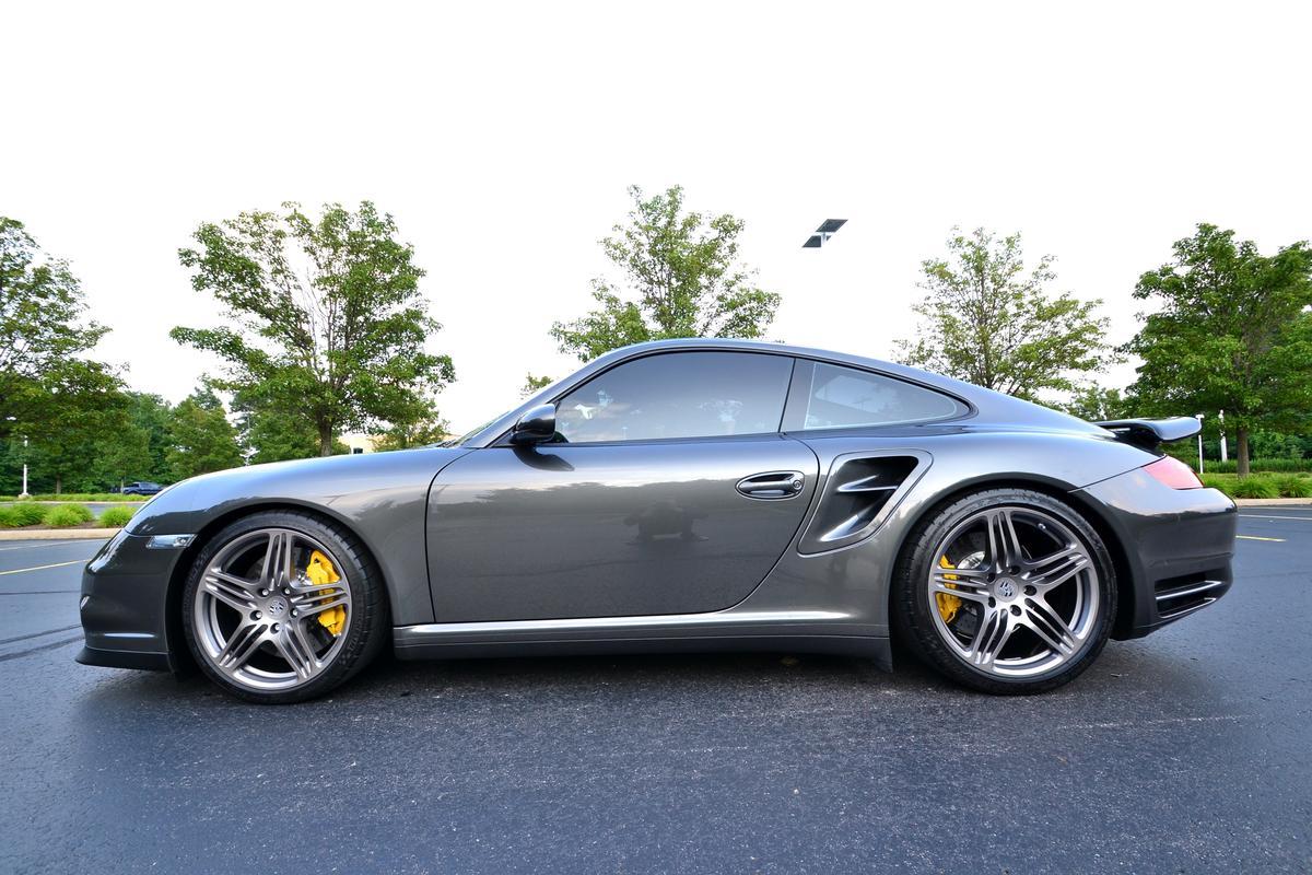 Porsche 911 VI (997) Restyling 2008 - 2012 Coupe #2