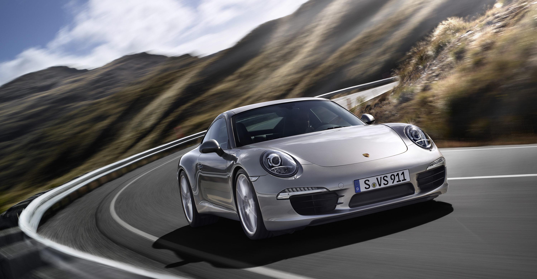 Porsche 911 VI (997) Restyling 2008 - 2012 Coupe #3