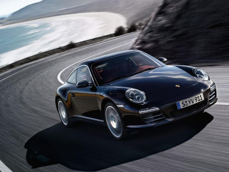 Porsche 911 VI (997) Restyling 2008 - 2012 Coupe #5