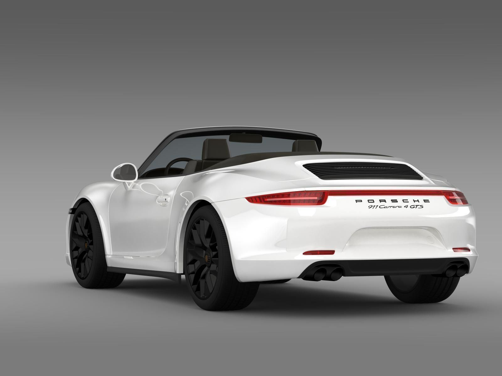 Porsche 911 VII (991) 2011 - 2015 Cabriolet #1
