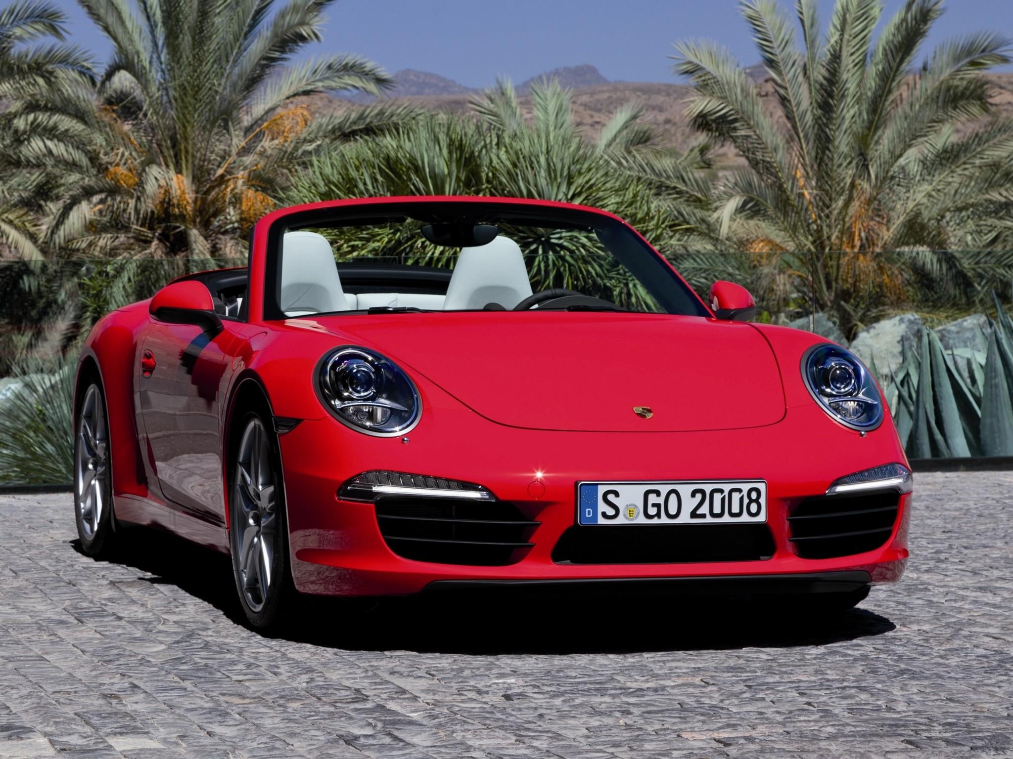 Porsche 911 VII (991) 2011 - 2015 Cabriolet #3