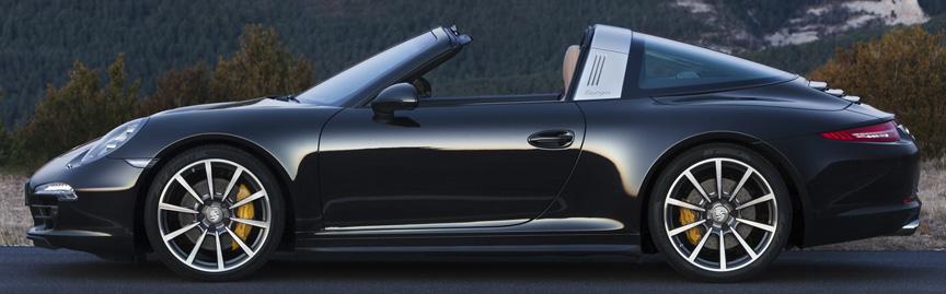 Porsche 911 VII (991) 2011 - 2015 Cabriolet #4
