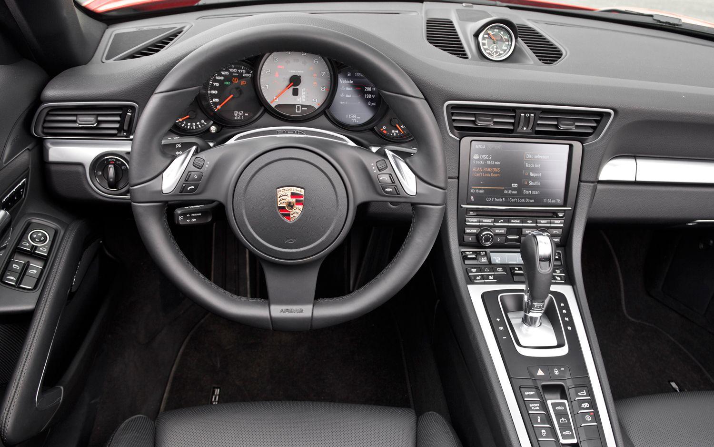 Porsche 911 VII (991) Restyling 2015 - now Cabriolet #8