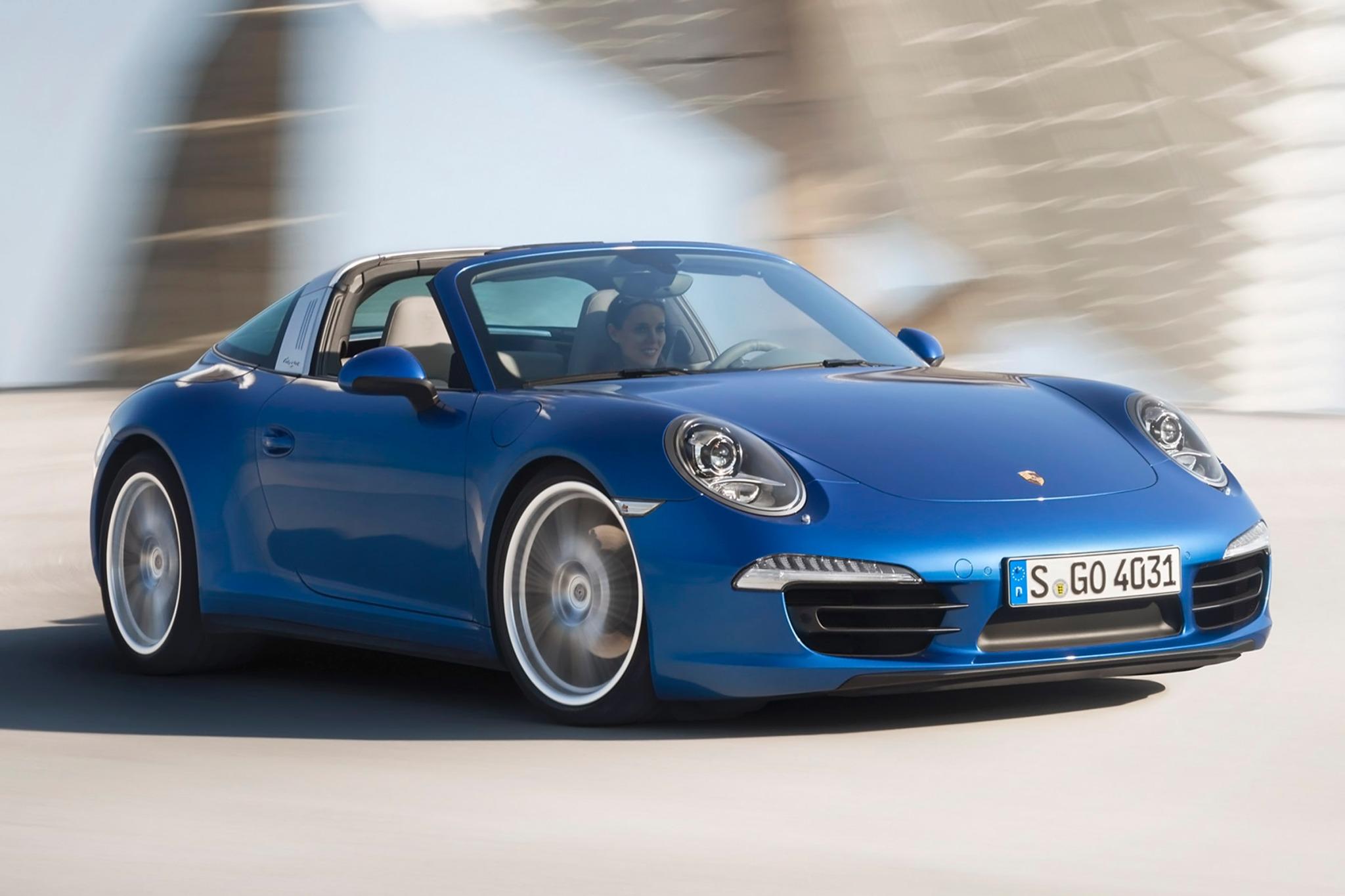 Porsche 911 VII (991) 2011 - 2015 Coupe #1
