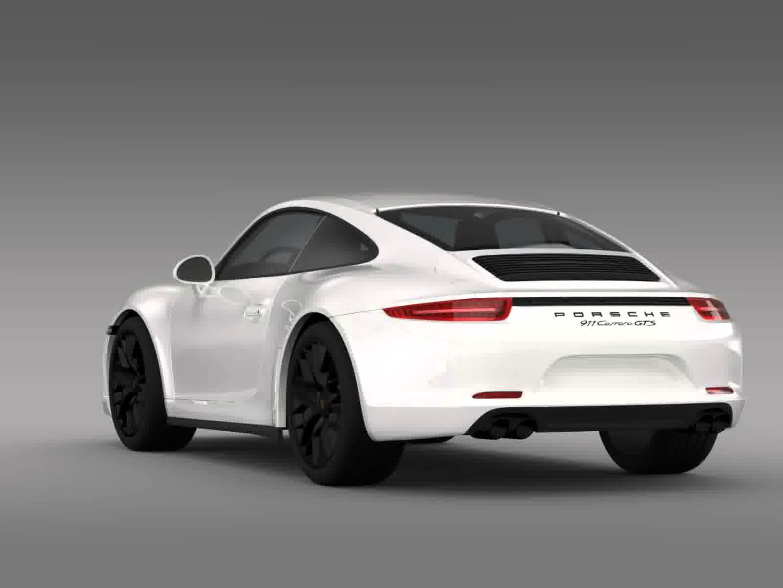 Porsche 911 VII (991) 2011 - 2015 Coupe #3