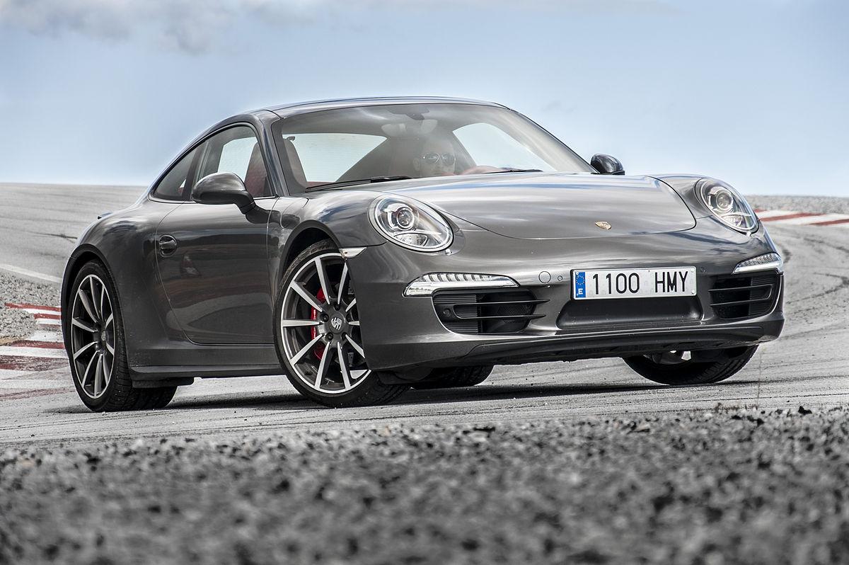 Porsche 911 VII (991) 2011 - 2015 Coupe #7