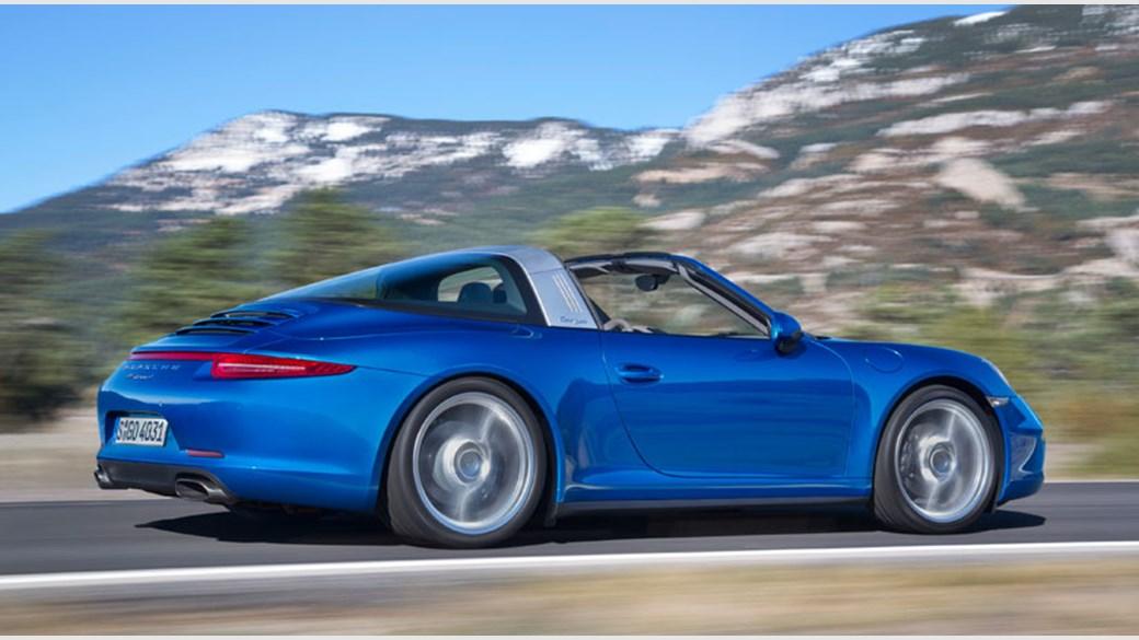 Porsche 911 VII (991) 2011 - 2015 Targa #1