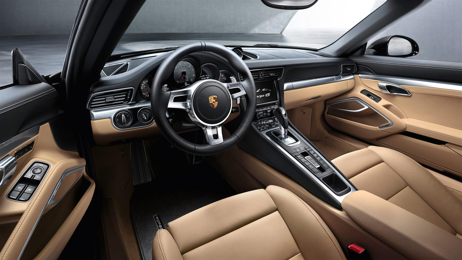 Porsche 911 VII (991) 2011 - 2015 Targa #6