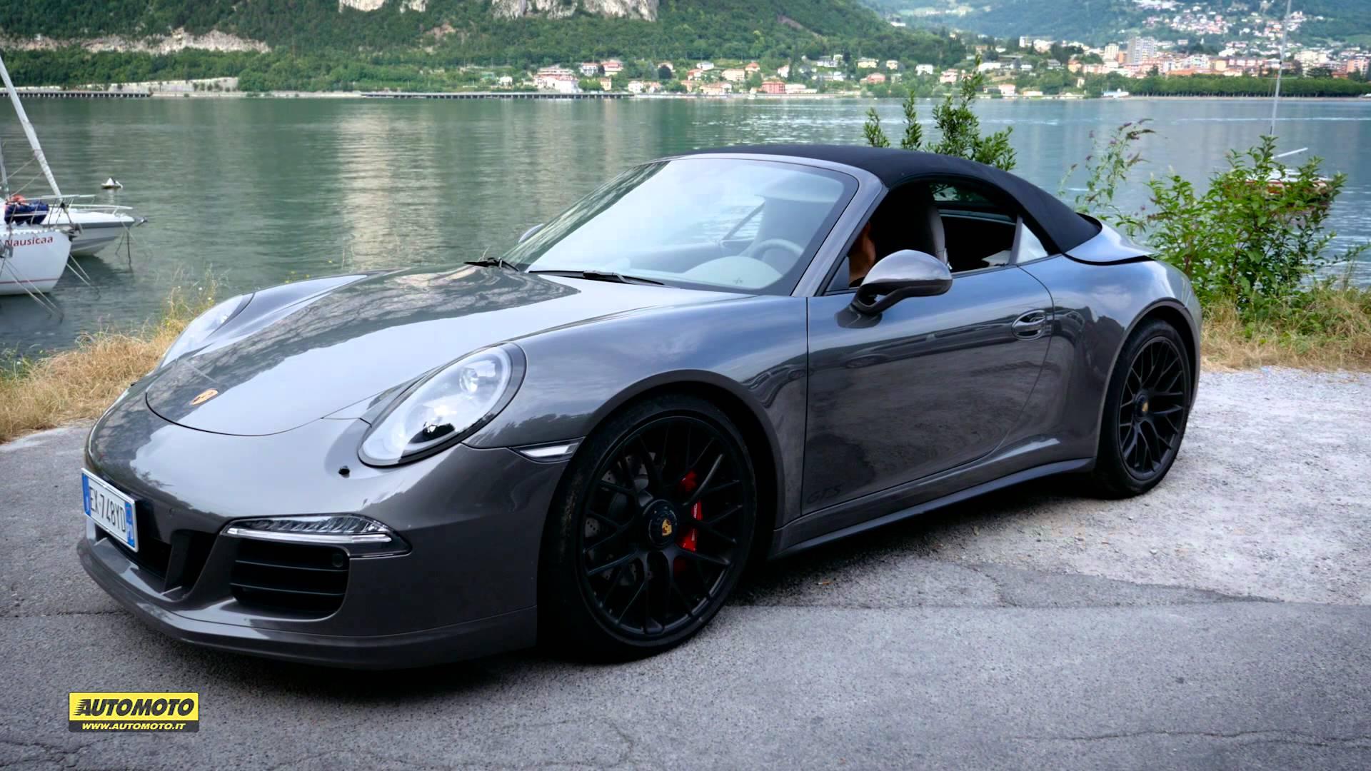 Porsche 911 VII (991) Restyling 2015 - now Cabriolet #3