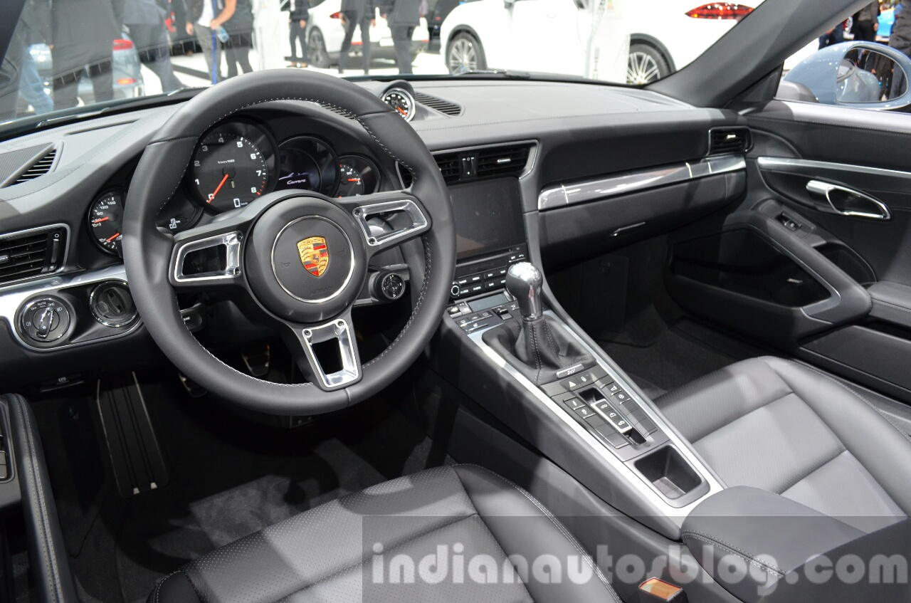 Porsche 911 VII (991) Restyling 2015 - now Cabriolet #7