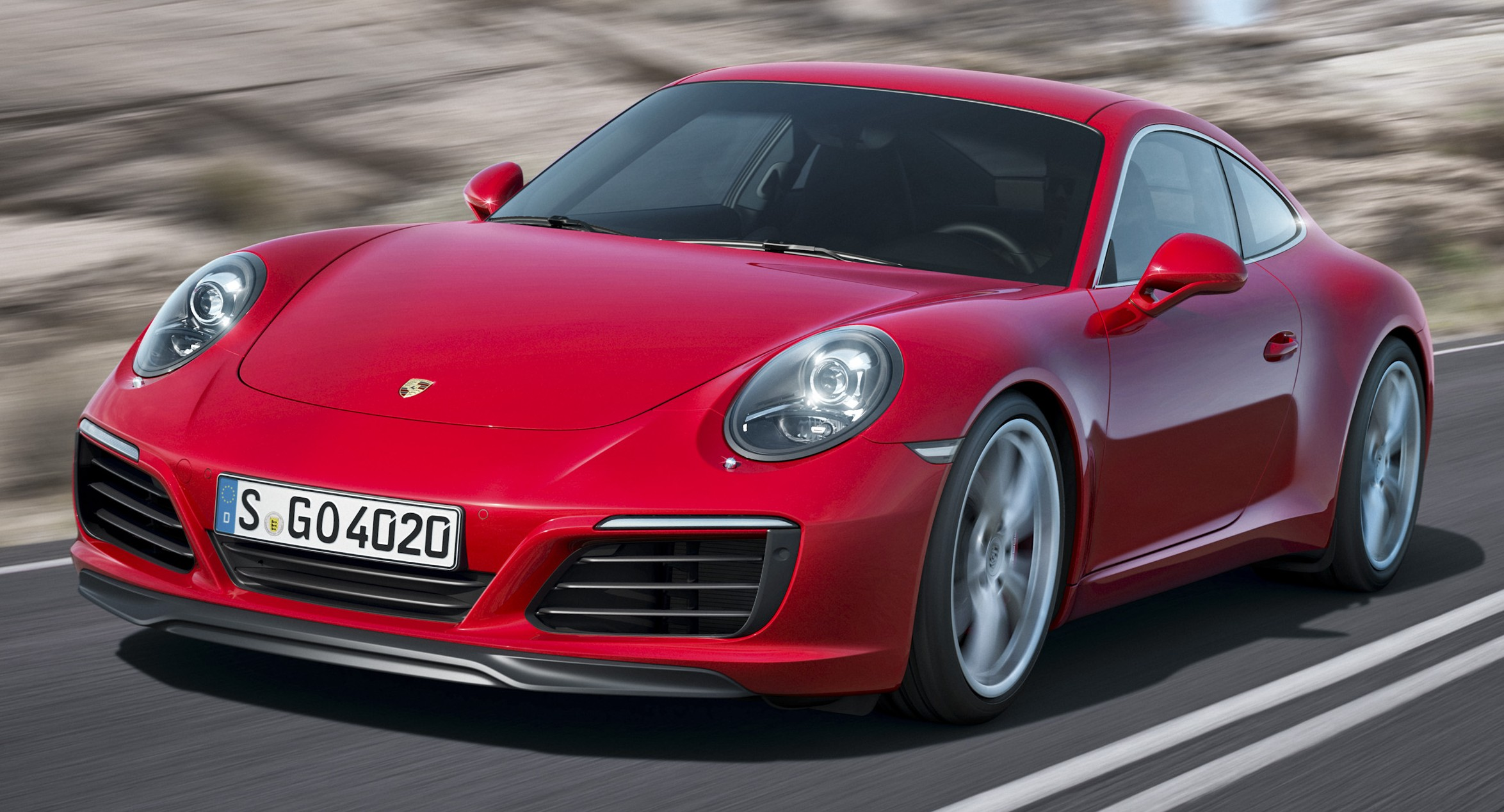 Porsche 911 VII (991) Restyling 2015 - now Coupe #2