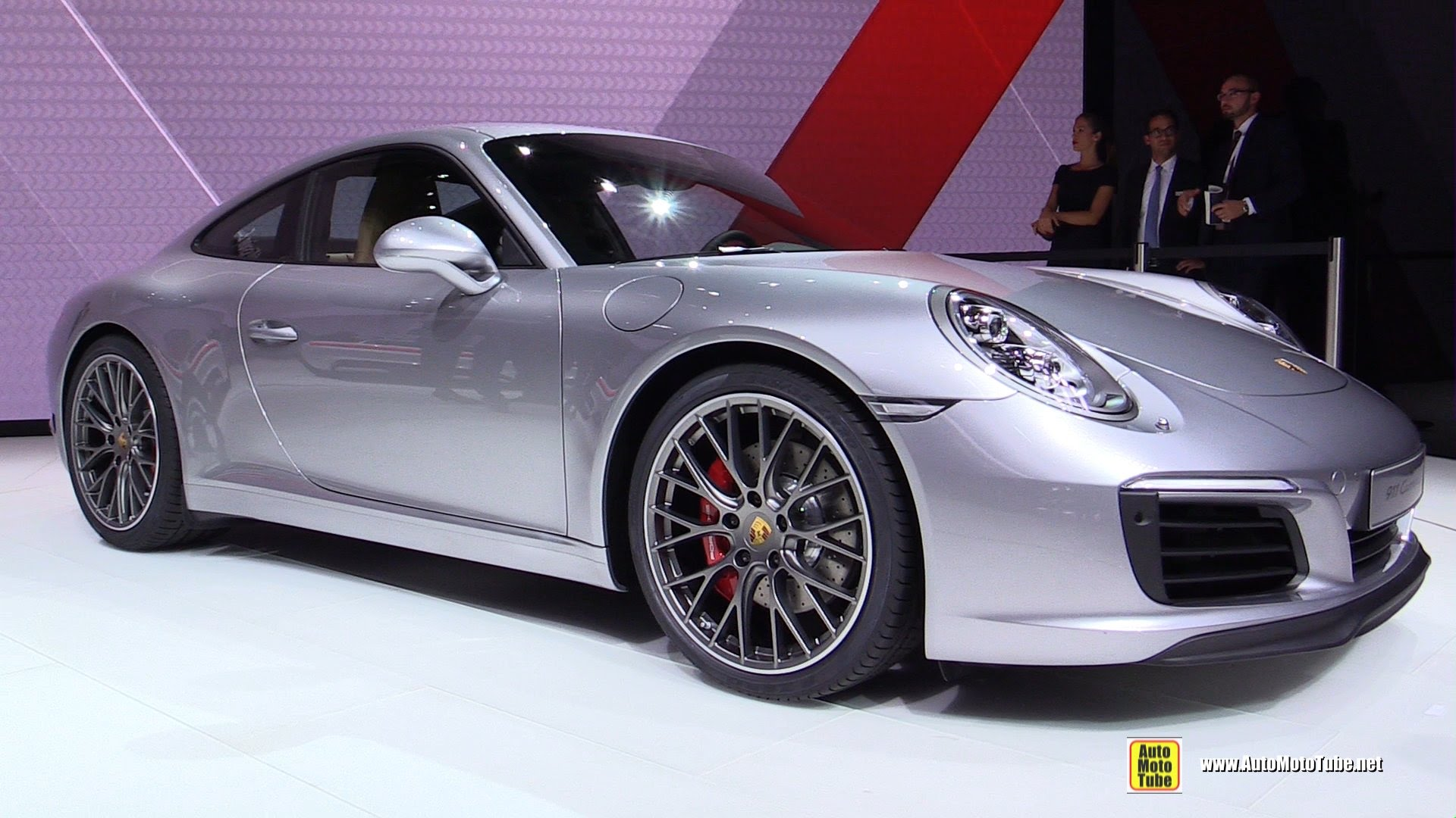 Porsche 911 VII (991) Restyling 2015 - now Coupe #6
