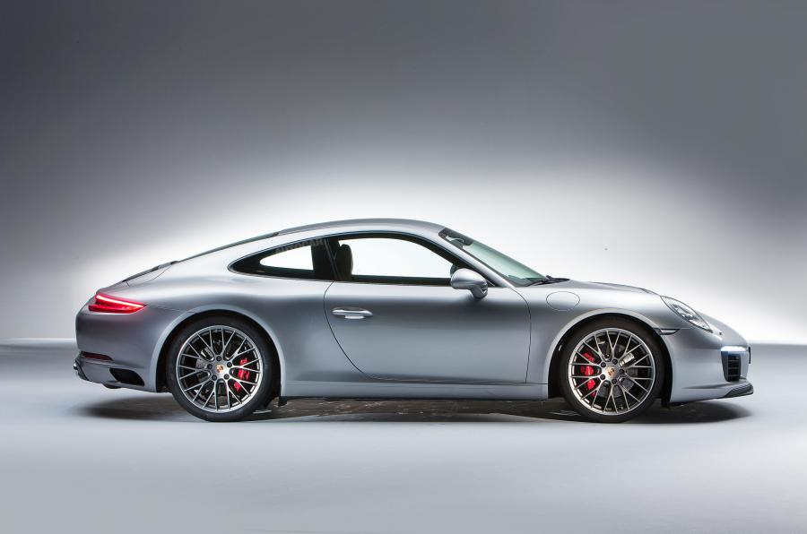 Porsche 911 VII (991) Restyling 2015 - now Coupe #1