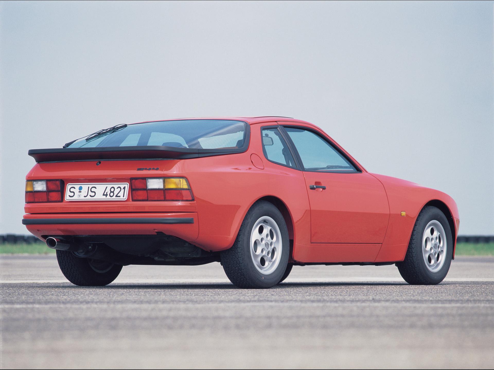 Porsche 944 1981 - 1991 Cabriolet #5