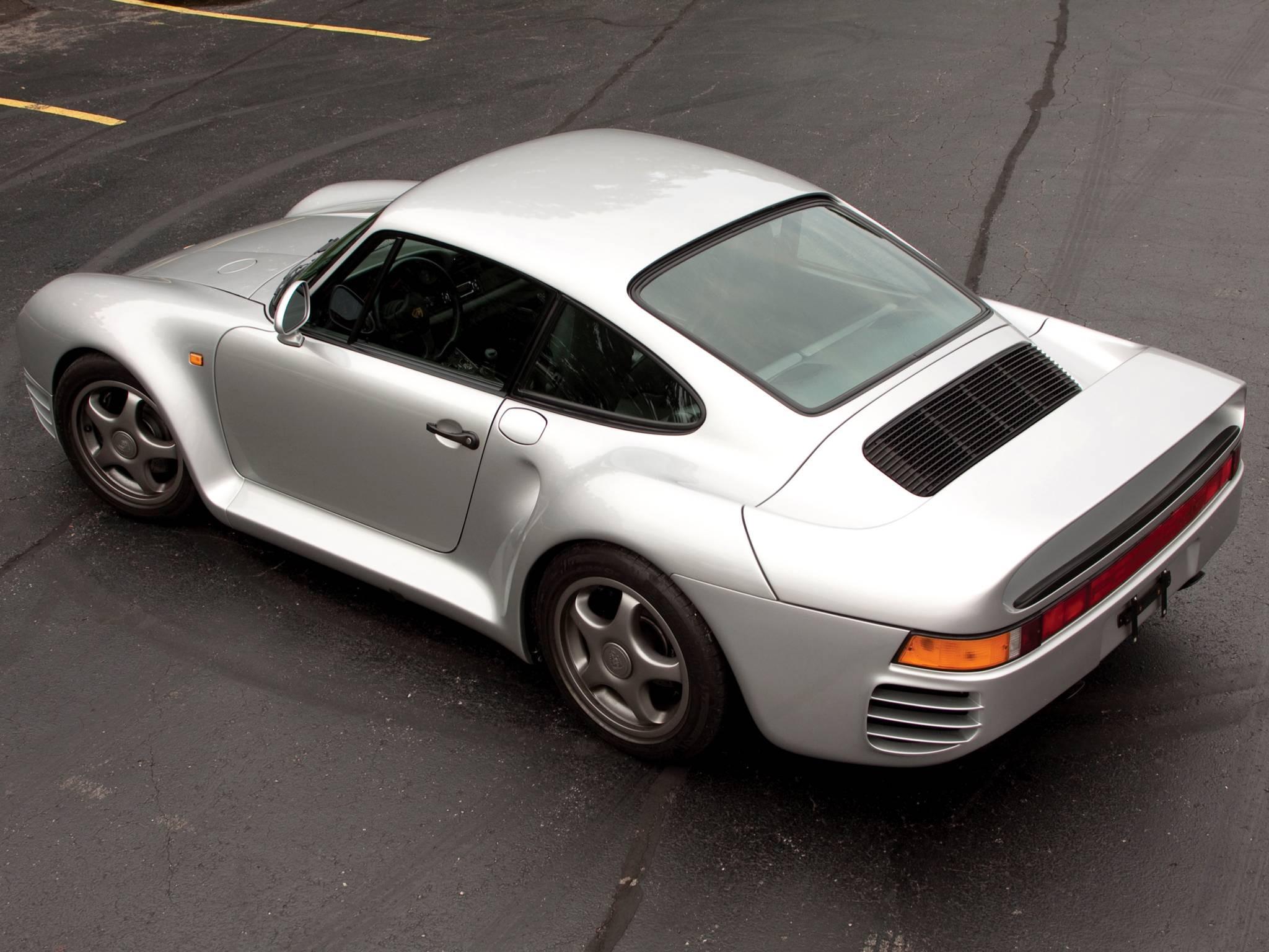 Porsche 959 1986 - 1991 Coupe #4