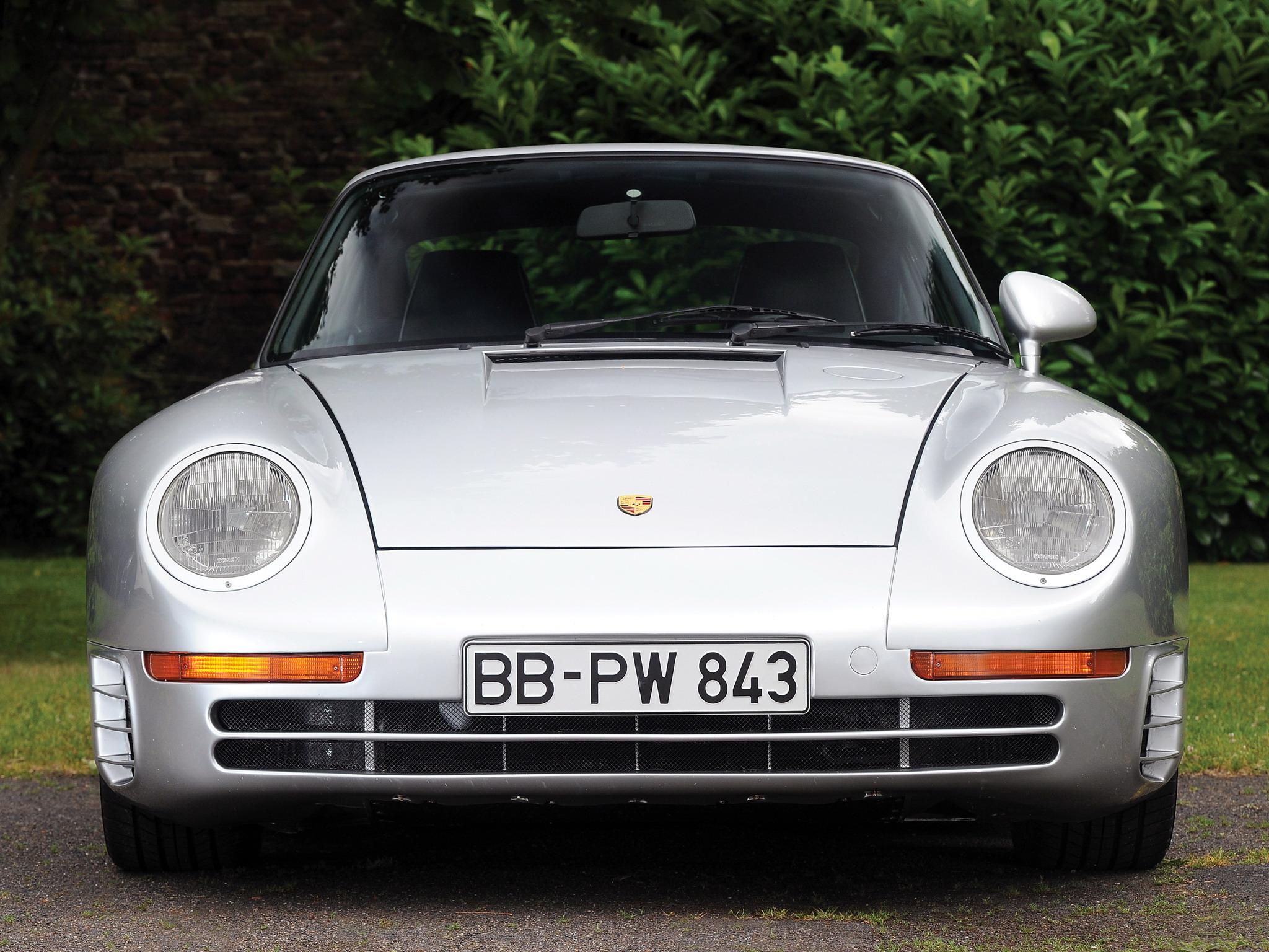 Porsche 959 1986 - 1991 Coupe #1