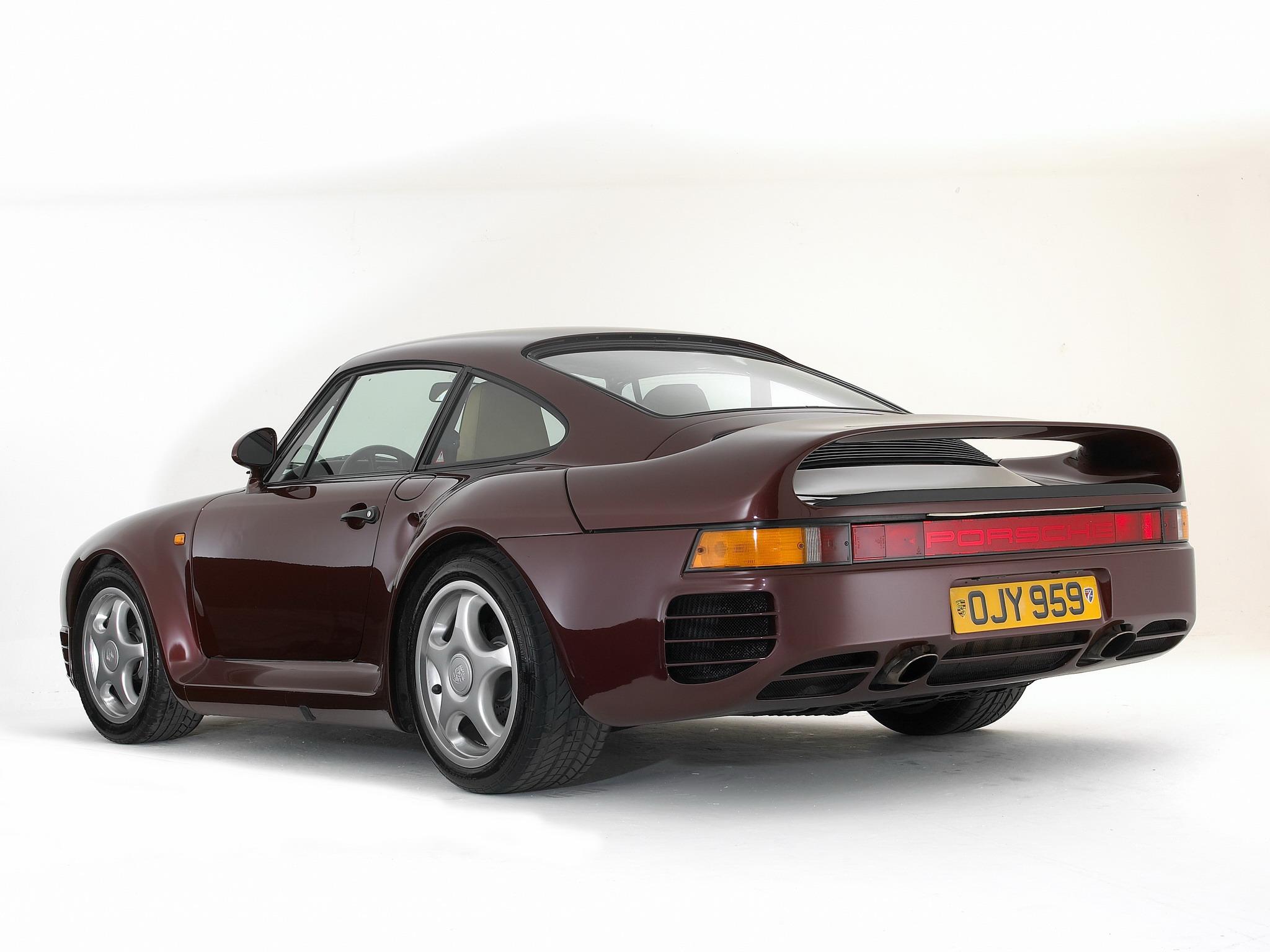 Porsche 959 1986 - 1991 Coupe #2