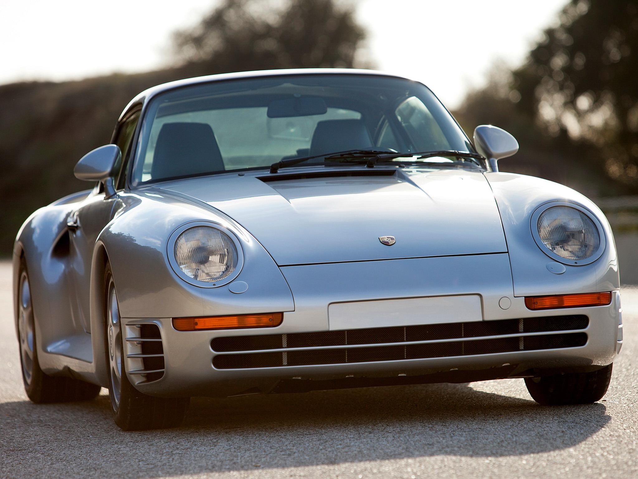 Porsche 959 1986 - 1991 Coupe #3