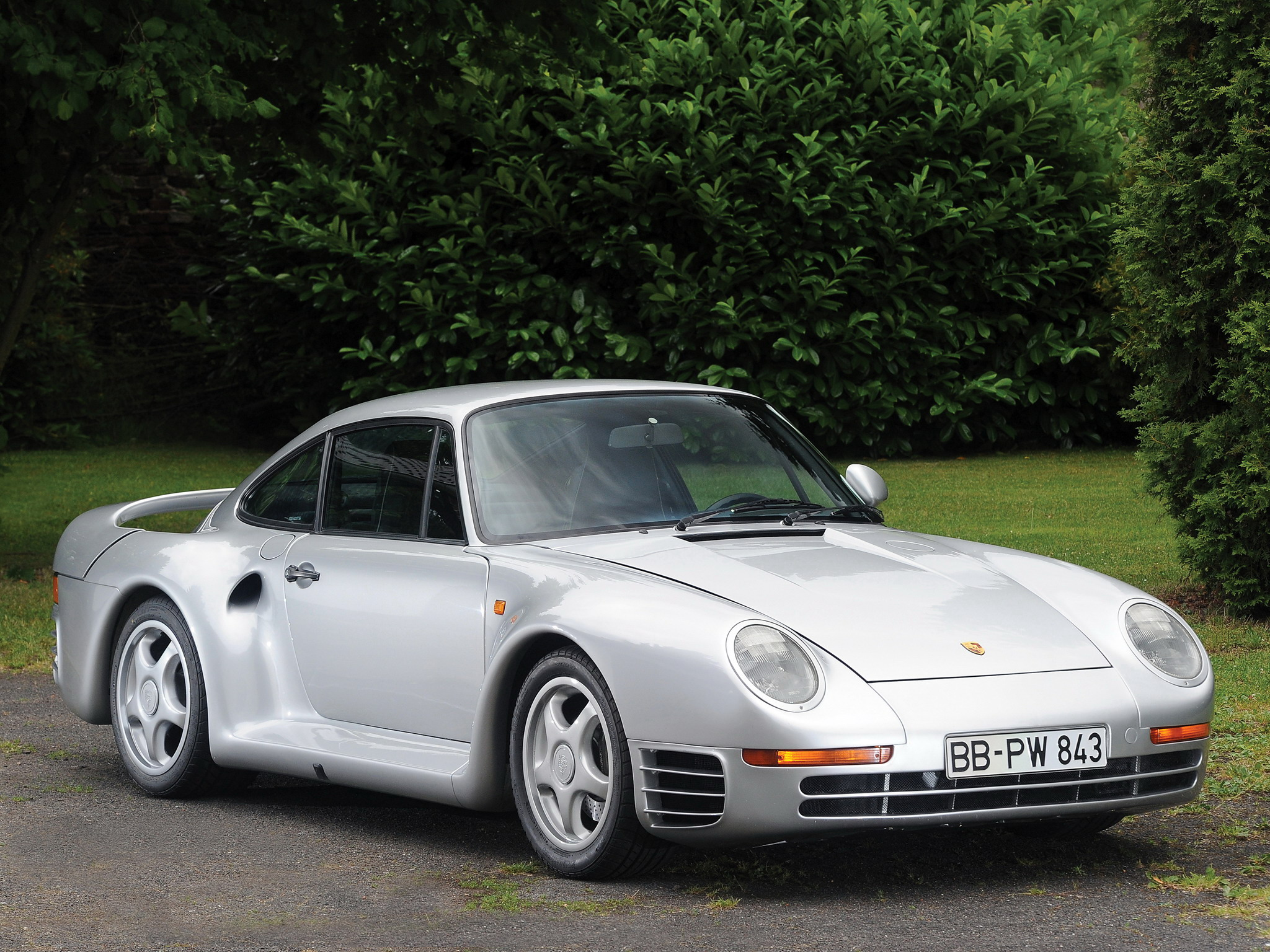 Porsche 959 1986 - 1991 Coupe #7