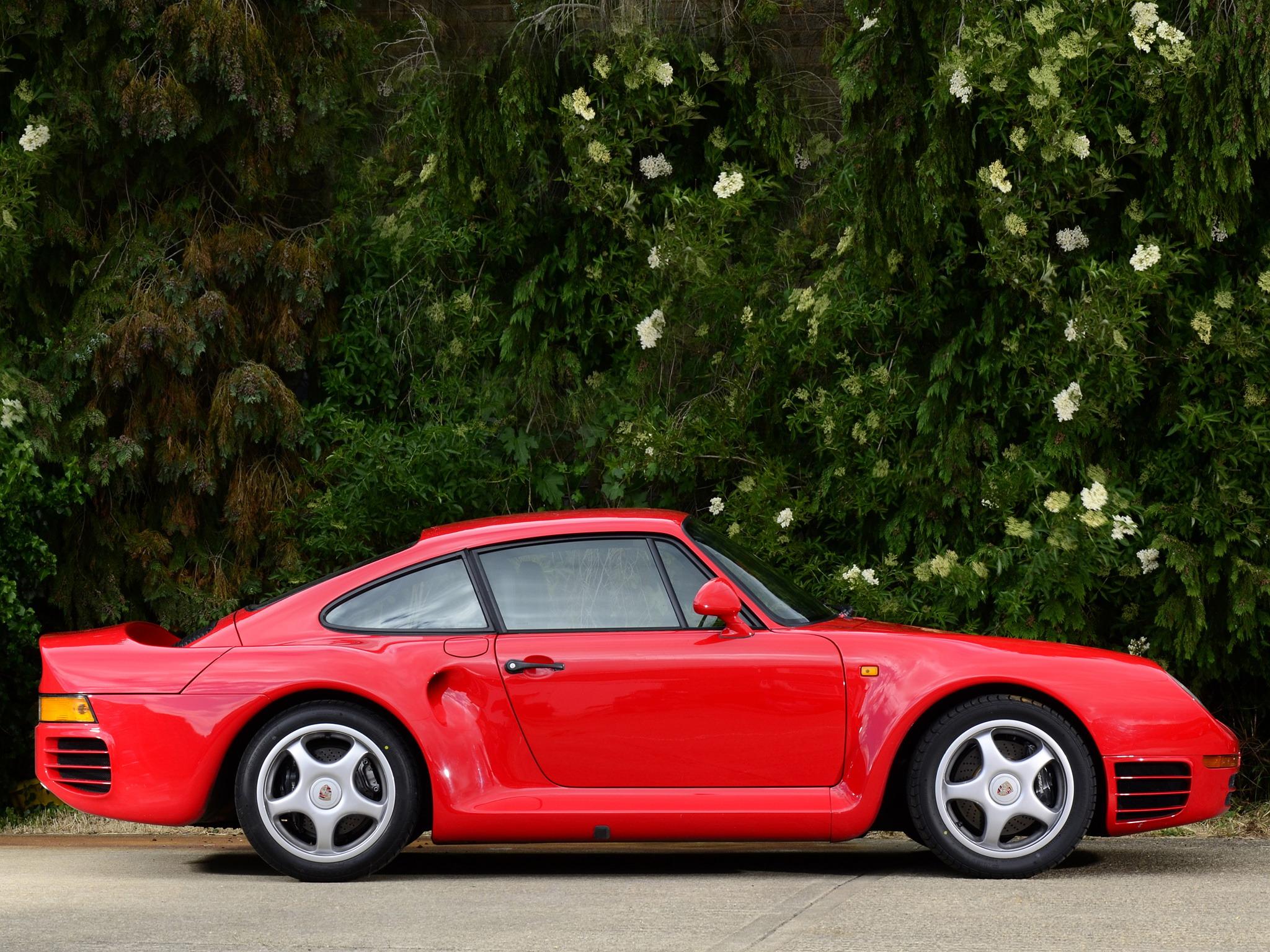 Porsche 959 1986 - 1991 Coupe #8