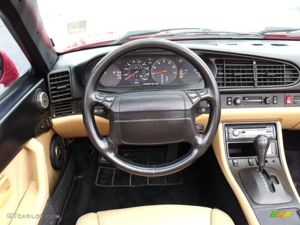 Porsche 968 1991 - 1995 Cabriolet #5