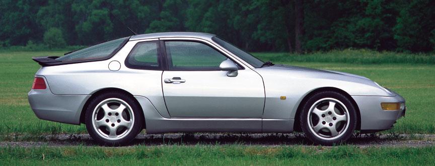 Porsche 968 1991 - 1995 Coupe #6