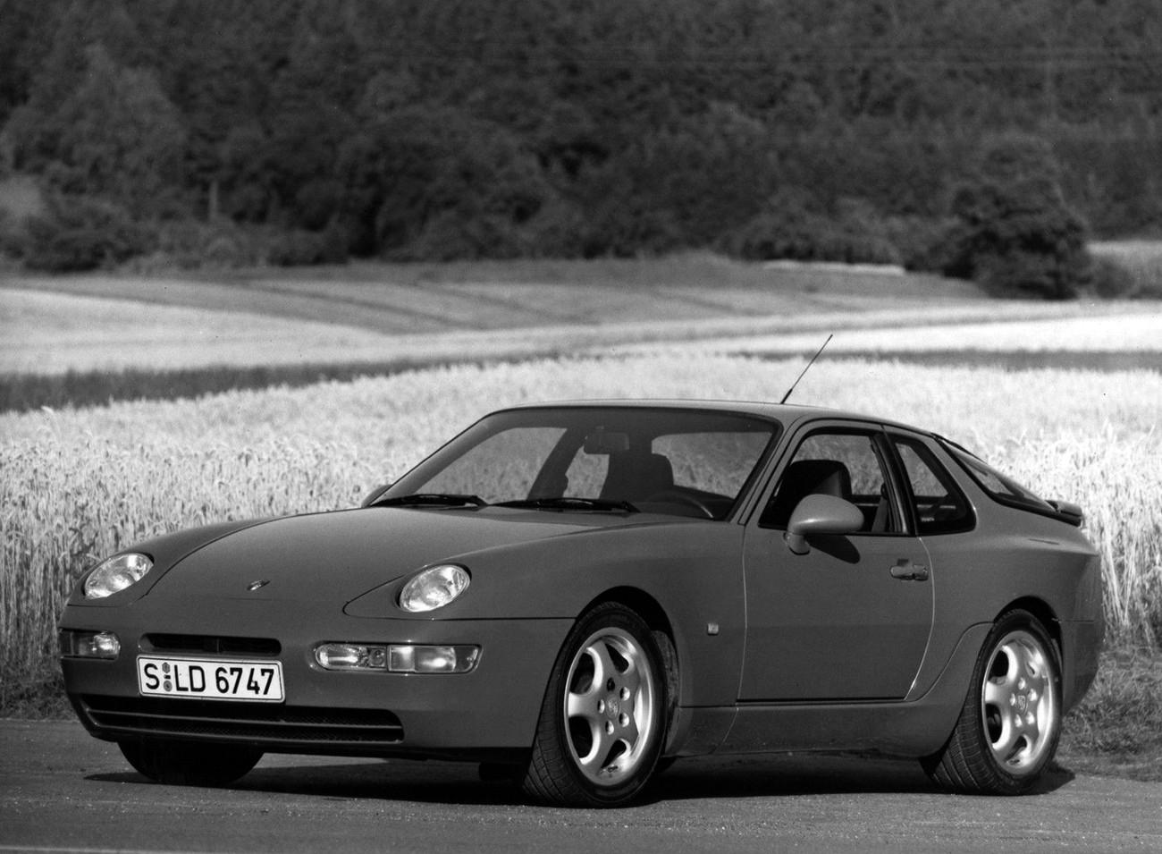 Porsche 968 1991 - 1995 Coupe #3