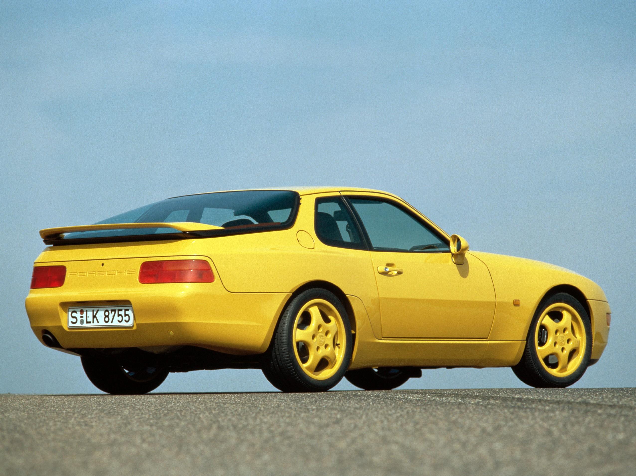 Porsche 968 1991 - 1995 Coupe #4