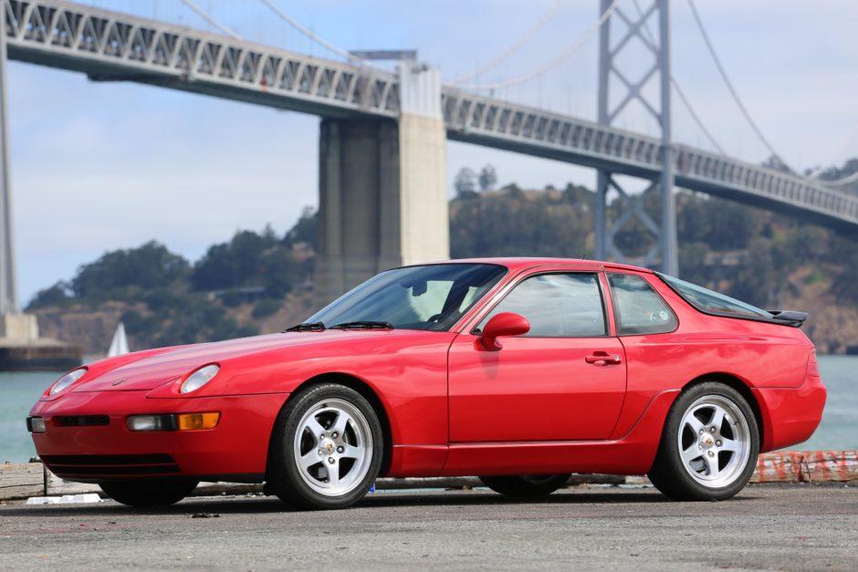 Porsche 968 1991 - 1995 Coupe #8