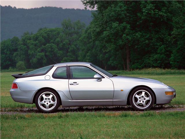 Porsche 968 1991 - 1995 Coupe #5