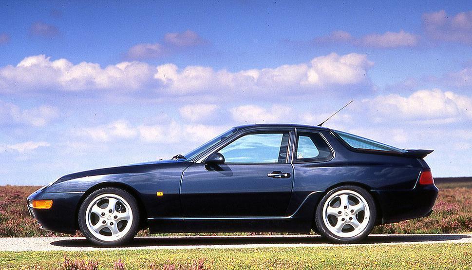 Porsche 968 1991 - 1995 Coupe #7