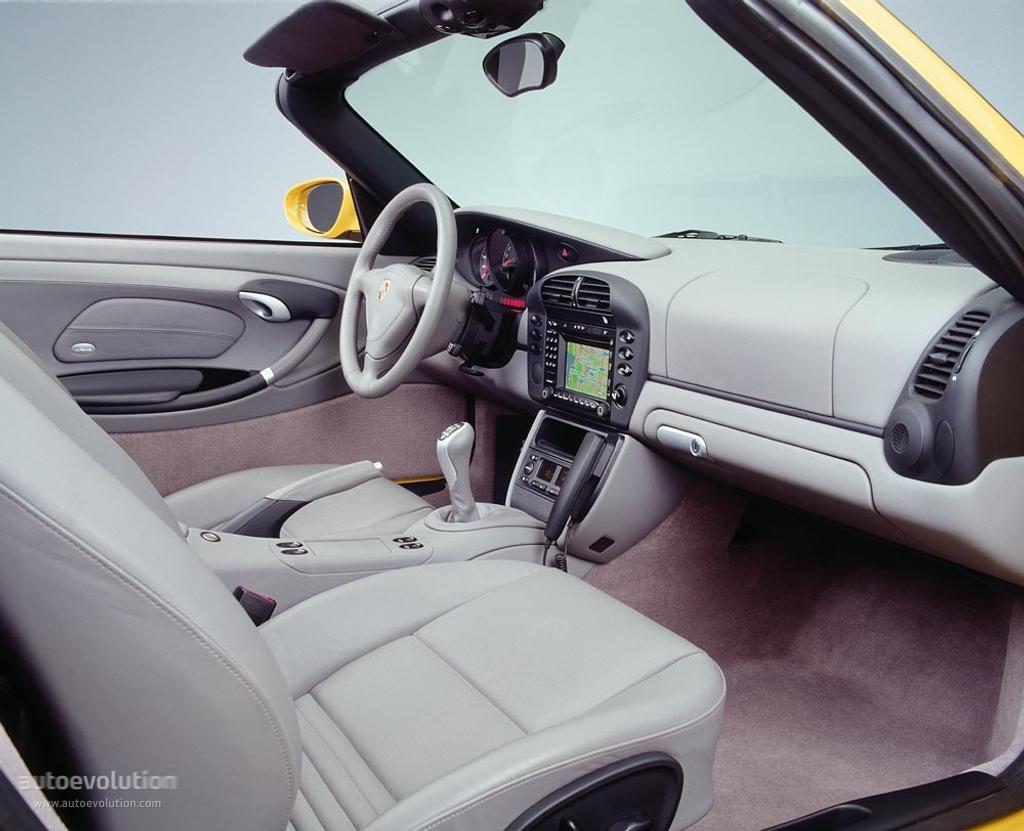 Porsche Boxster I (986) 1996 - 2002 Roadster #7
