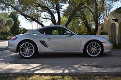 Porsche Cayman I (987) 2005 - 2009 Coupe #4