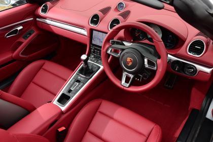 Porsche Boxster III (981) 2012 - 2016 Roadster #6