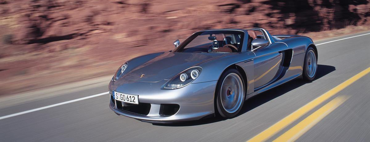 Porsche Carrera GT 2003 - 2007 Targa #3