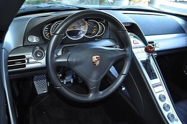 Porsche Carrera GT 2003 - 2007 Targa #7