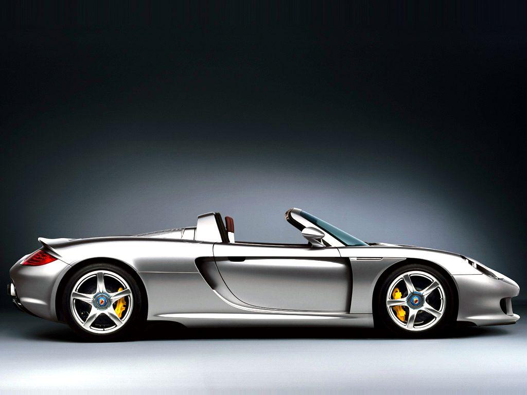 Porsche Carrera GT 2003 - 2007 Targa #5