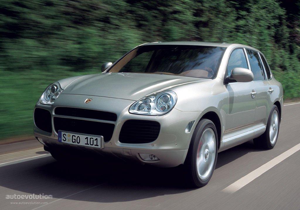 Porsche Cayenne I (955) 2002 - 2007 SUV 5 door #4