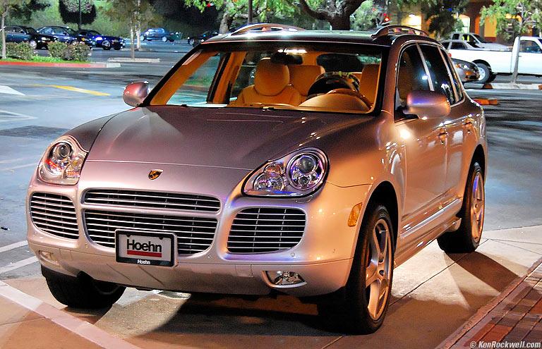 Porsche Cayenne I (955) 2002 - 2007 SUV 5 door #7