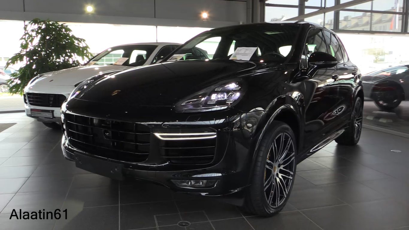 Porsche Cayenne III 2017 - now SUV 5 door #8