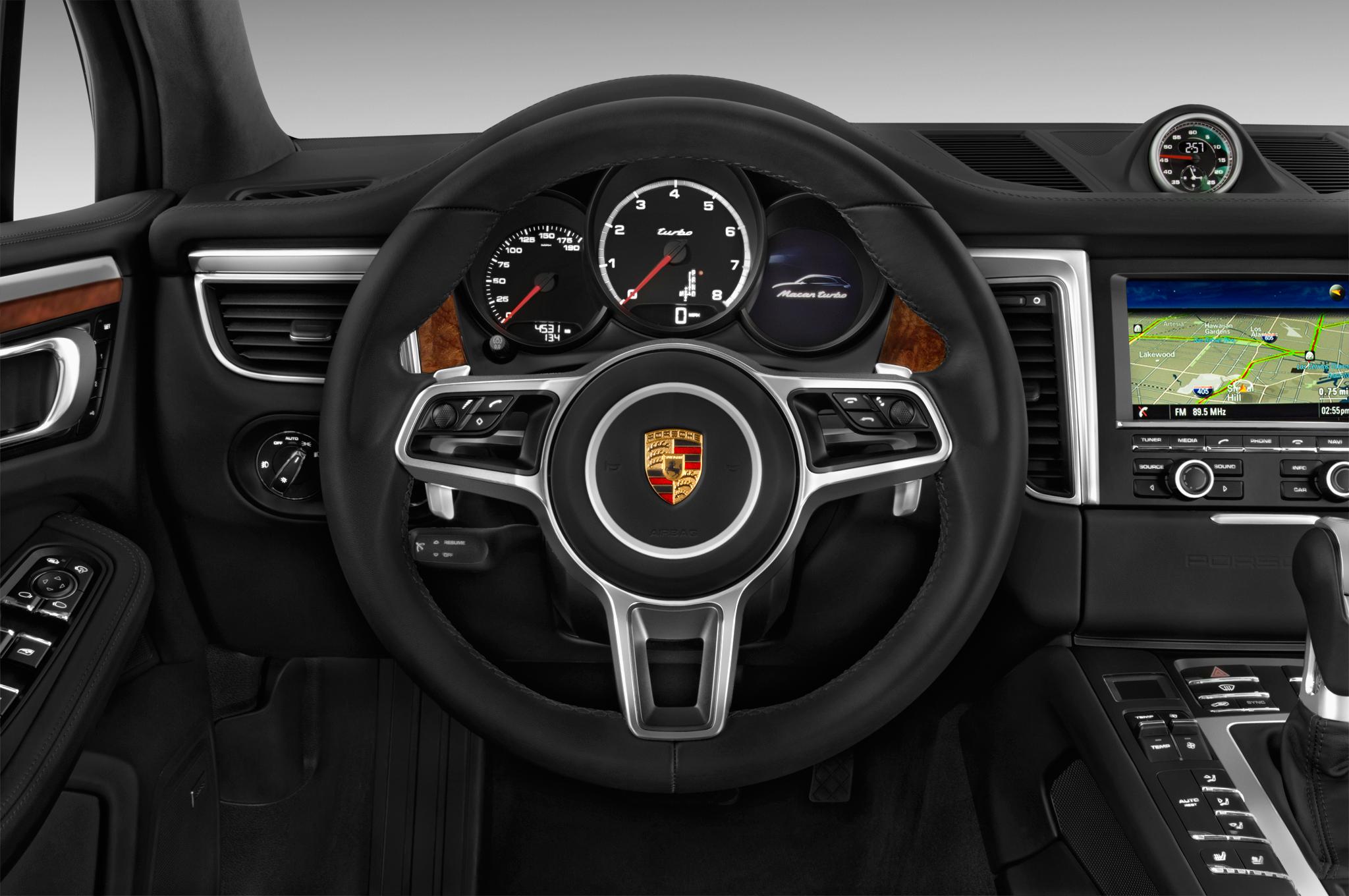 Porsche Macan 2014 - now SUV 5 door #6