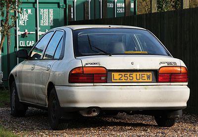 Proton Persona I 1993 - 2007 Hatchback 3 door #1
