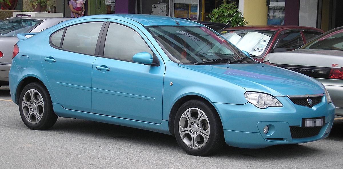 Proton Persona II 2007 - 2016 Sedan #2