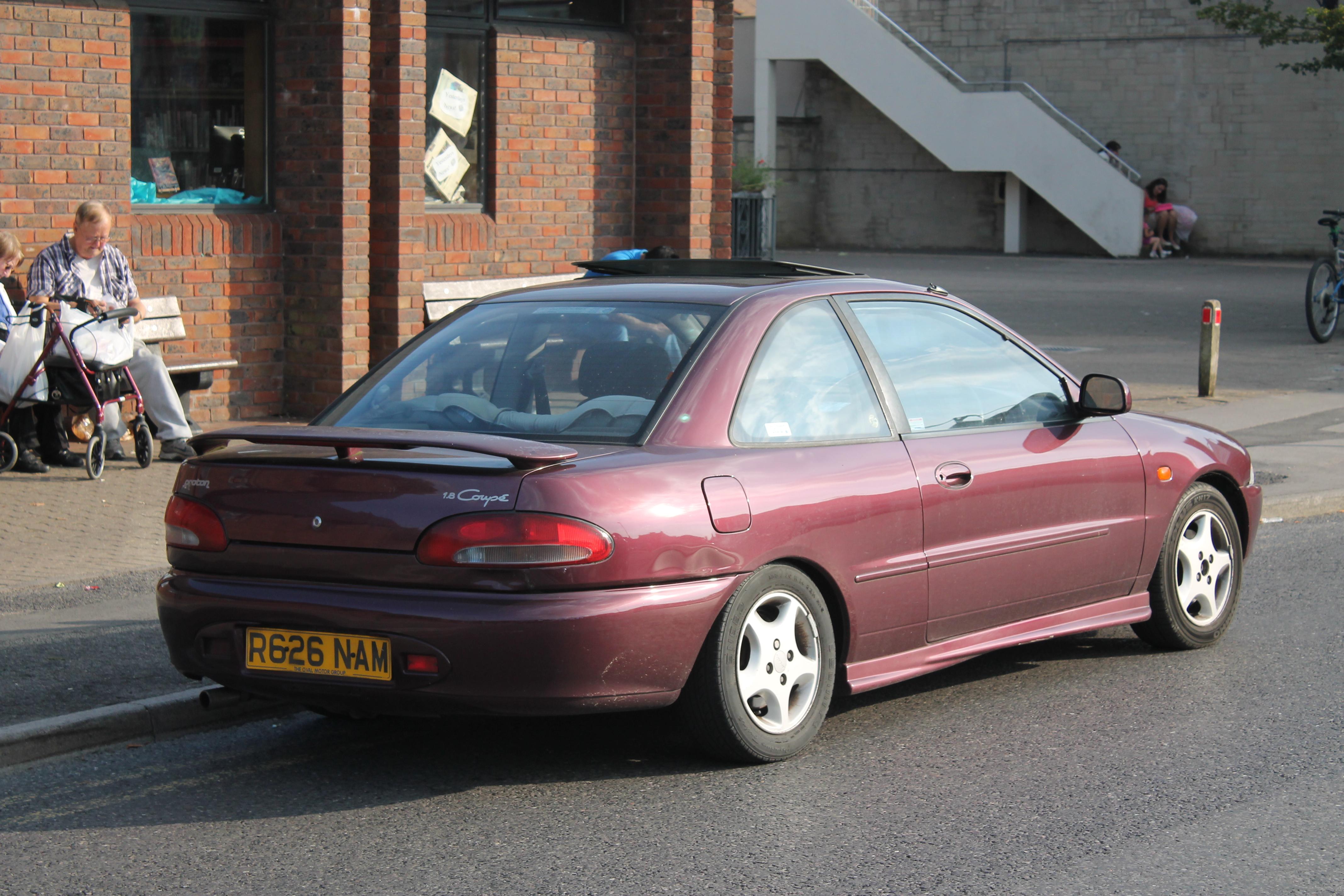 Proton Persona I 1993 - 2007 Coupe #4