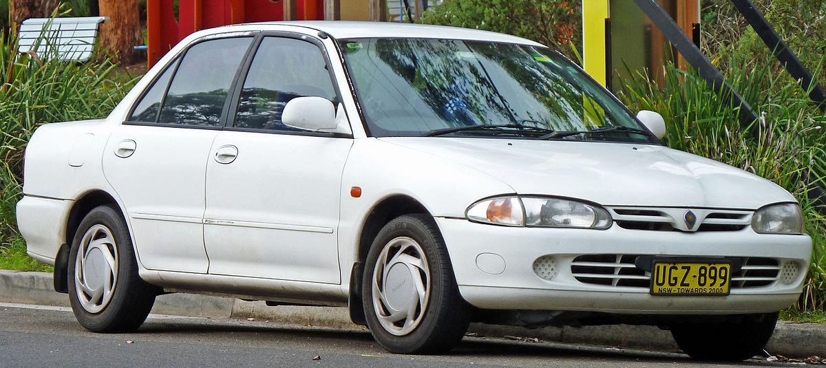 Proton Persona I 1993 - 2007 Coupe #6