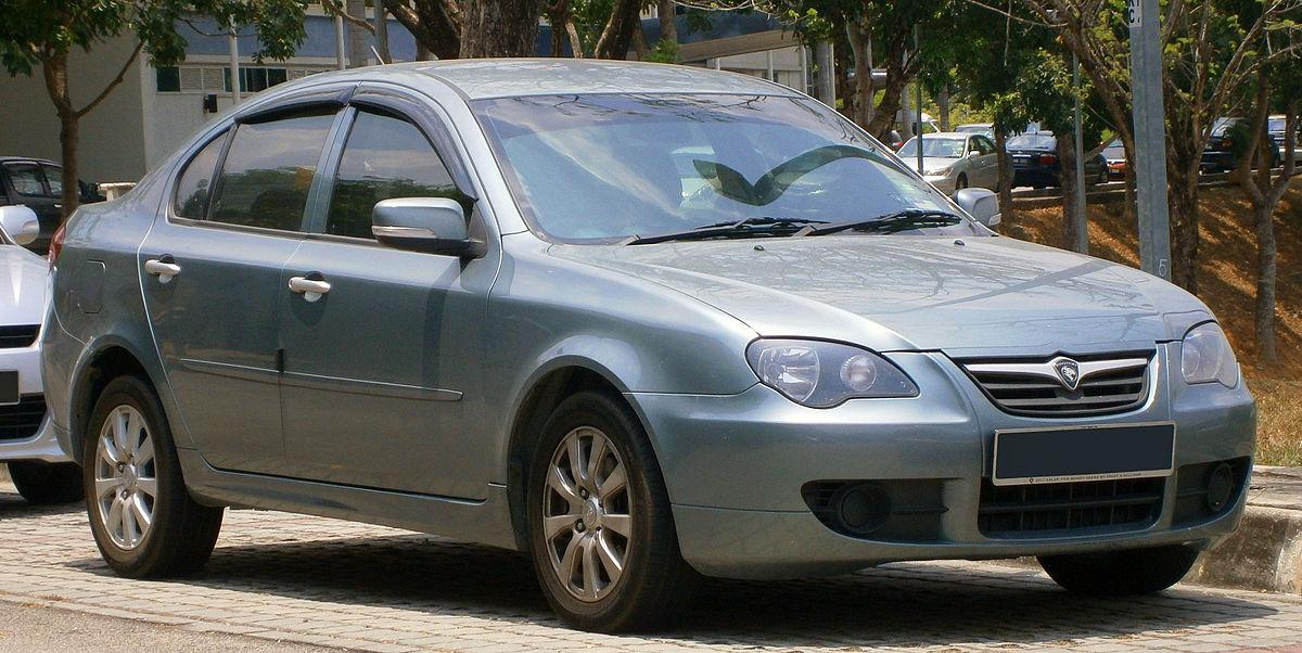 Proton Persona I 1993 - 2007 Hatchback 3 door #4