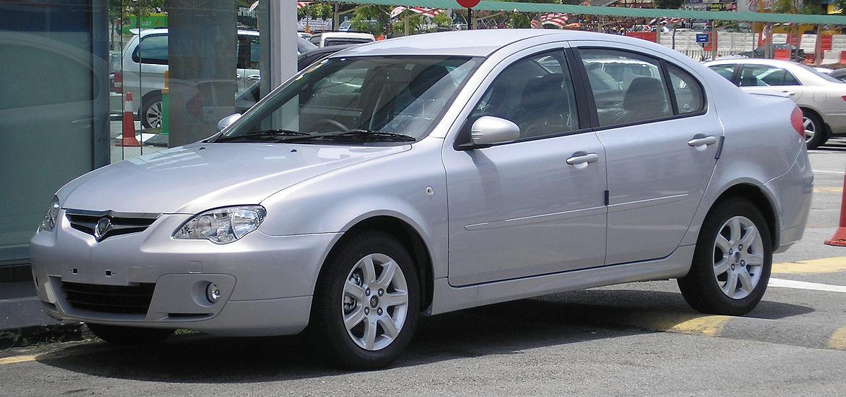 Proton Persona II 2007 - 2016 Sedan #8