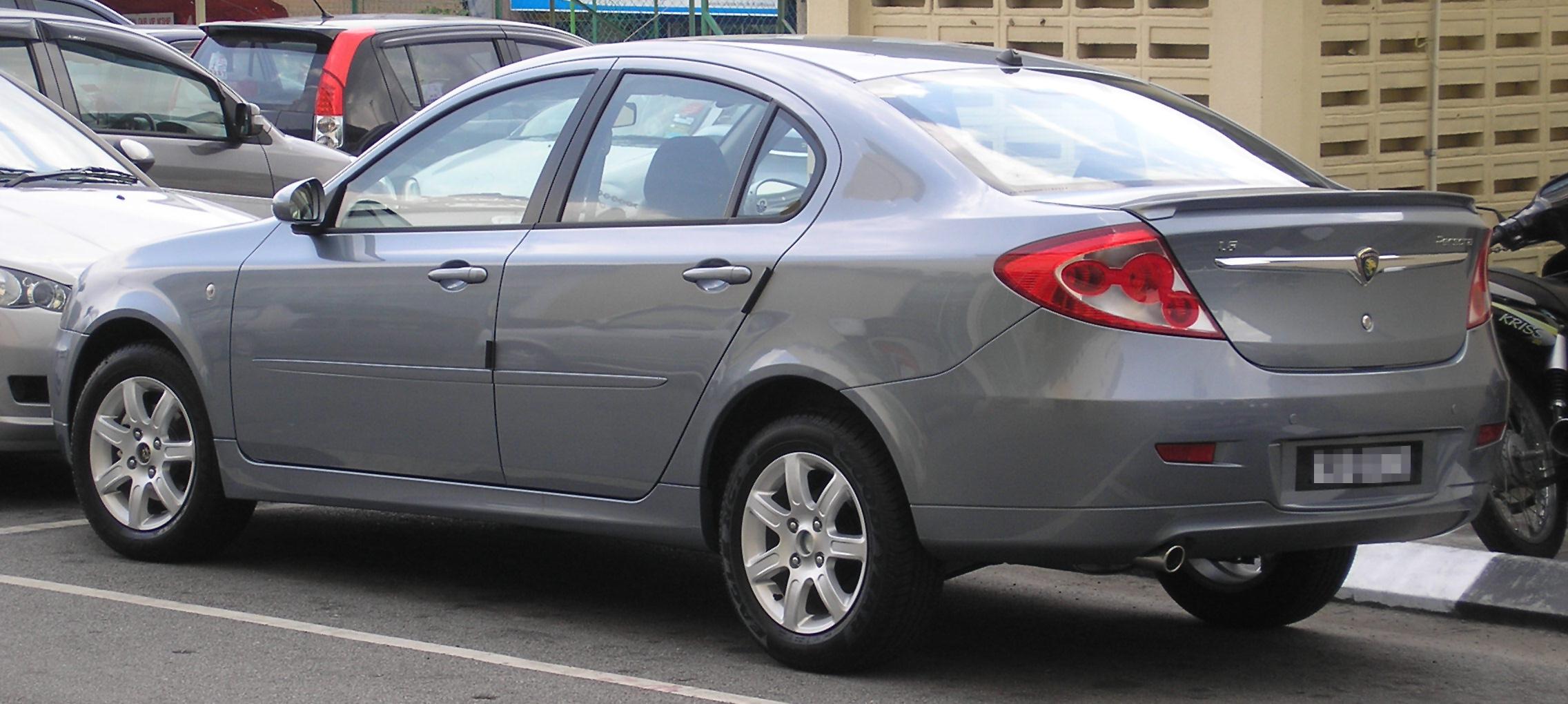 Proton Persona I 1993 - 2007 Hatchback 3 door #3