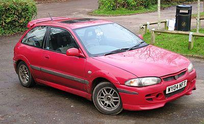 Proton Persona I 1993 - 2007 Hatchback 3 door #2