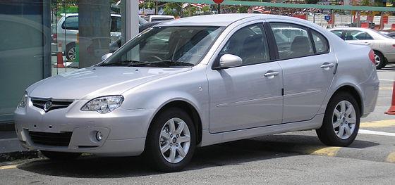 Proton Persona I 1993 - 2007 Hatchback 3 door #7